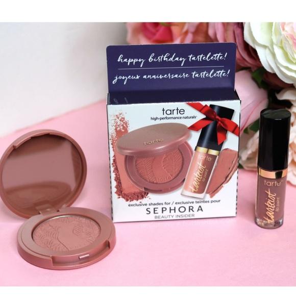 tarte birthday gift tarte Makeup | Sephora Birthday Gift Set | Poshmark tarte birthday gift